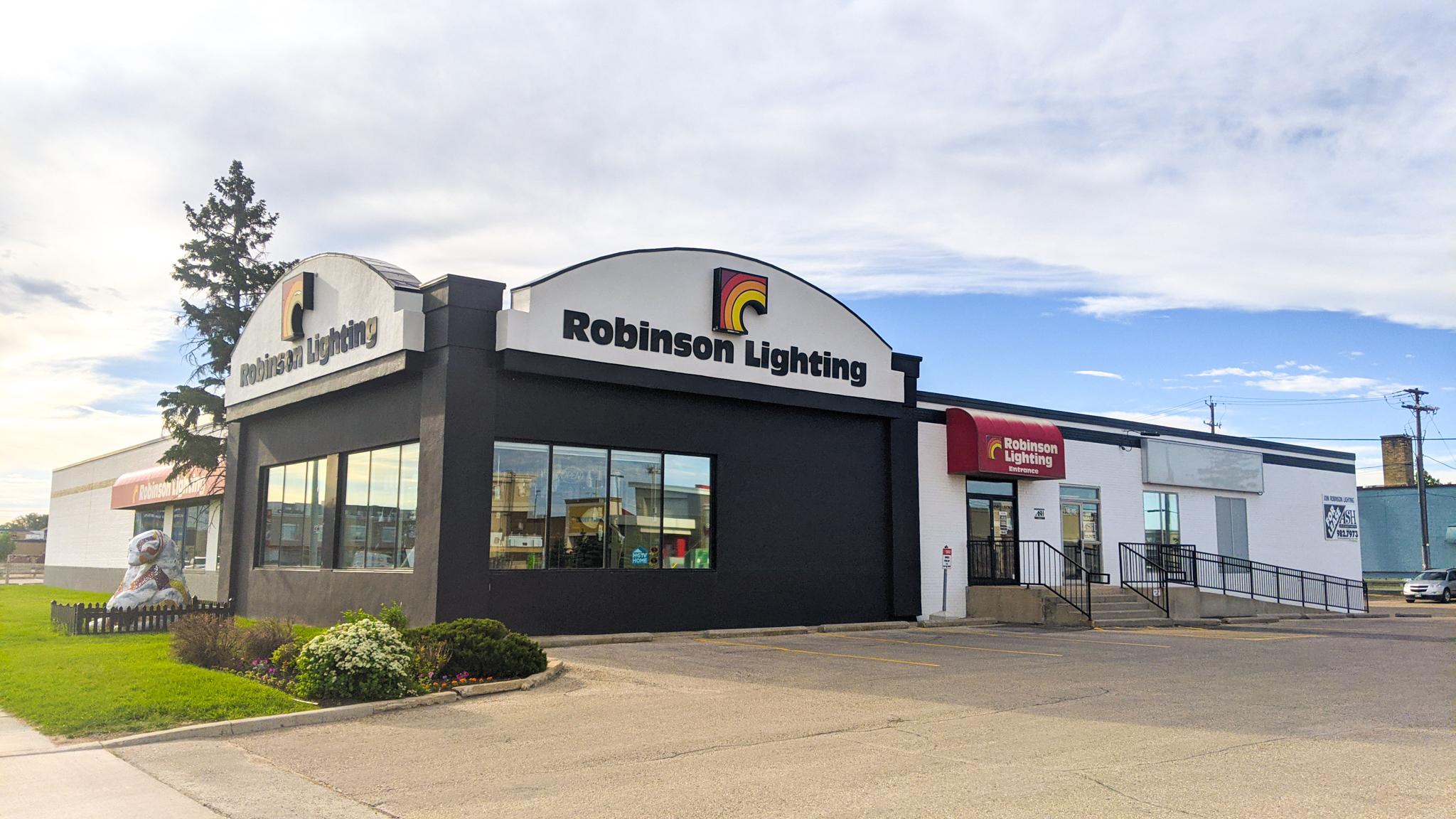 Robinson Lighting Centre